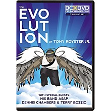 The Drum Channel The Evolution of Tony Royster Jr. (2-DVD Set)