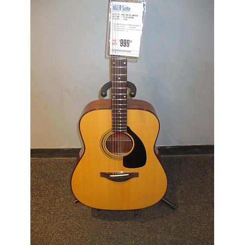 Yamaha The FG Limited Edition #11 Of 40 Japan Acoustic Guitar-thumbnail