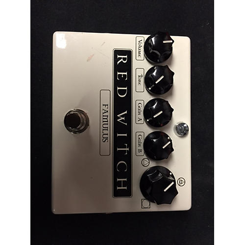 Red Witch The Famulus Distortion Overdrive Effect Pedal