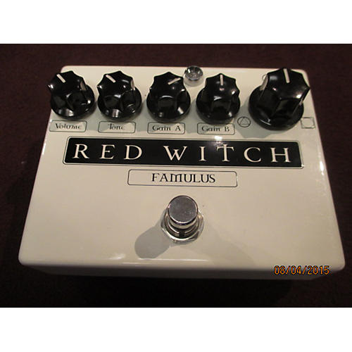 Red Witch The Famulus Distortion Overdrive
