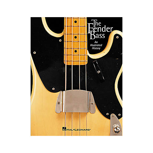 Hal Leonard The Fender Bass Book-thumbnail