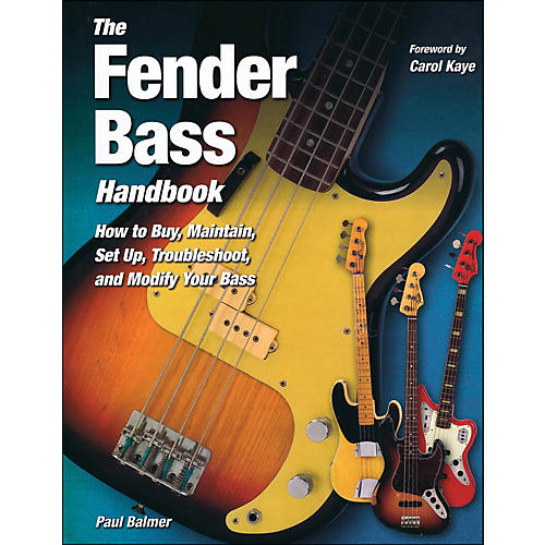 Hal Leonard The Fender Bass Handbook