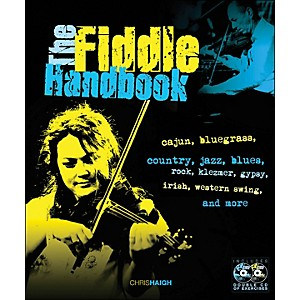 Backbeat Books The Fiddle Handbook by Backbeat Books