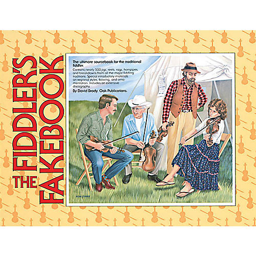 Oak The Fiddler's Fakebook Music Sales America Series Softcover