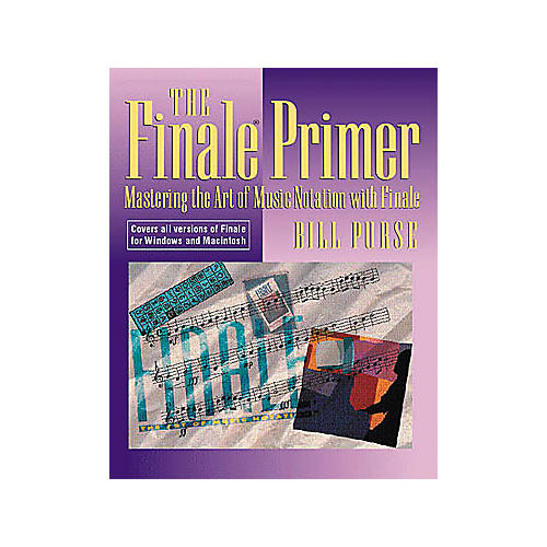 Backbeat Books The Finale Primer - 2nd Edition Book