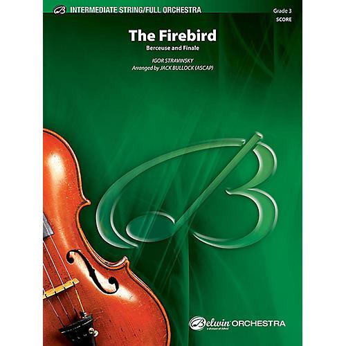 Alfred The Firebird Full Orchestra Grade 3 Set