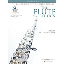 G. Schirmer The Flute Collection - Intermediate Level Woodwind Solo Series Softcover Audio Online