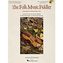 Boosey and Hawkes The Folk Music Fiddler Boosey & Hawkes Chamber Music Series Softcover with CD