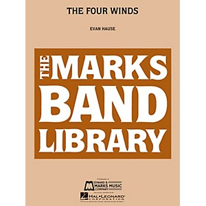 Edward B. Marks Music Company The Four Winds Concert Band Level 4 Composed ...