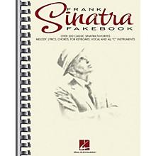 Hal Leonard The Frank Sinatra Fake Book