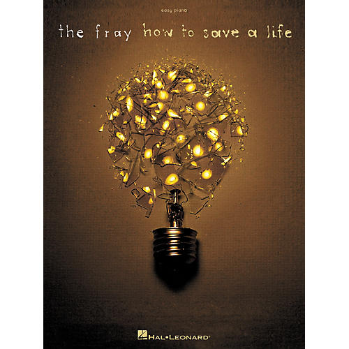 Hal Leonard The Fray - How To Save A Life For Easy Piano
