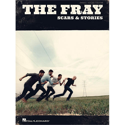 Hal Leonard The Fray - Scars & Stories Piano/Vocal/Guitar Songbook-thumbnail