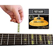 Fret Daddy The Fretboard Note Map for Classical Guitar
