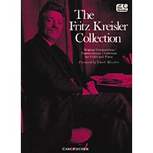Carl Fischer The Fritz Kreisler Collection Book