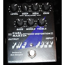 Carl Martin The Fuzz Effect Pedal