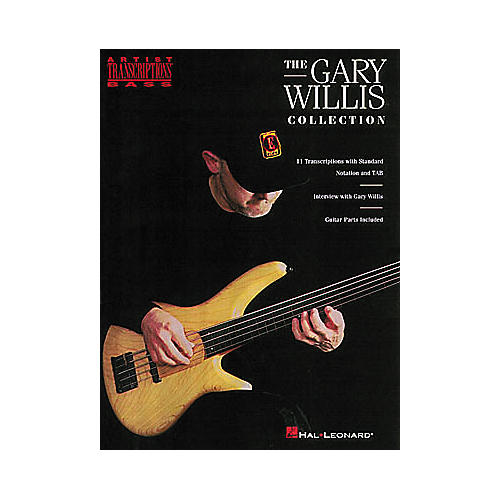 Hal Leonard The Gary Willis Collection Transcribed Score Book-thumbnail
