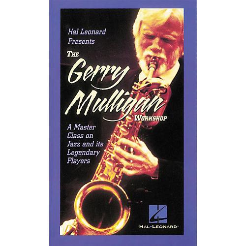 Hal Leonard The Gerry Mulligan Workshop Video