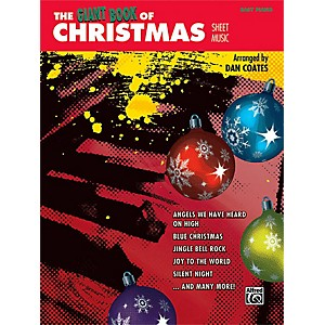 Alfred The Giant Book of Christmas Sheet Music Easy Piano by Alfred