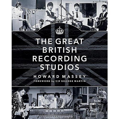 Hal Leonard The Great British Recording Studios-thumbnail