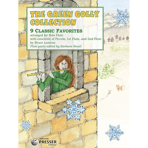 Carl Fischer The Green Golly Collection Book-thumbnail