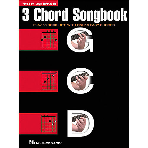 Hal Leonard The Guitar 3 Chord Songbook-thumbnail