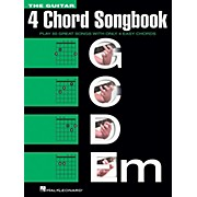 Hal Leonard The Guitar Four Chord Songbook (4 Chord) G-C-D-Em