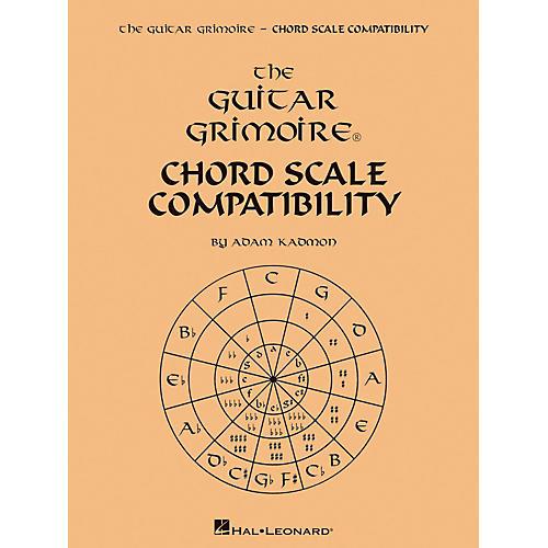 Hal Leonard The Guitar Grimoire - Chord Scale Compatibility-thumbnail