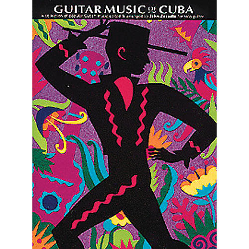 Music Sales The Guitar Music of Cuba Music Sales America Series
