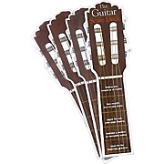 Music Sales The Guitar Scale Deck