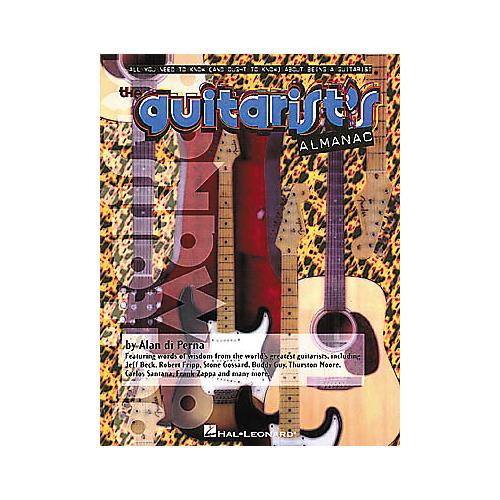 Hal Leonard The Guitarist's Almanac Book