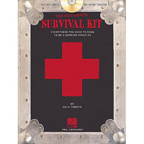 Hal Leonard The Guitarist's Survival Kit (Book/CD)