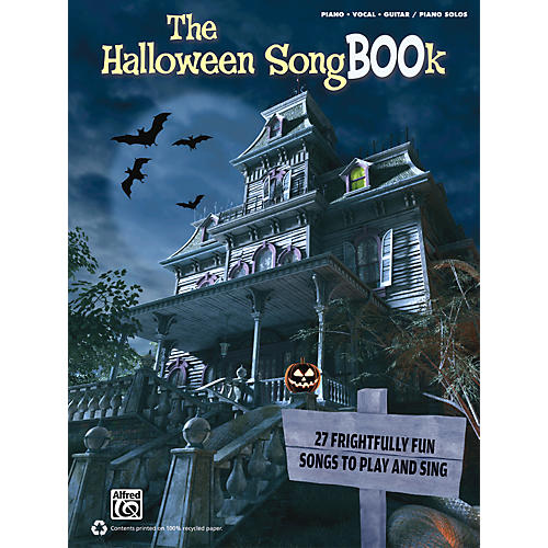 Alfred The Halloween SongBOOk PVC