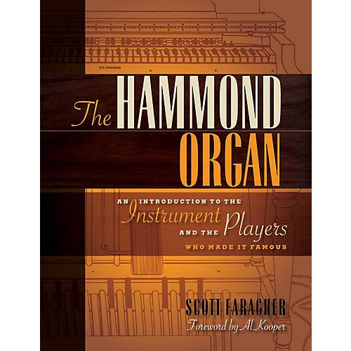 Hal Leonard The Hammond Organ Book Series Softcover Written by Scott Faragher