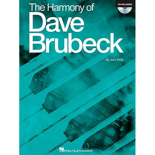 Music Sales The Harmony Of Dave Brubeck Book/CD-thumbnail