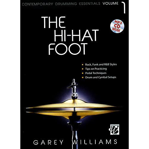 Alfred The Hi-Hat Foot Book & MP3 CD-thumbnail
