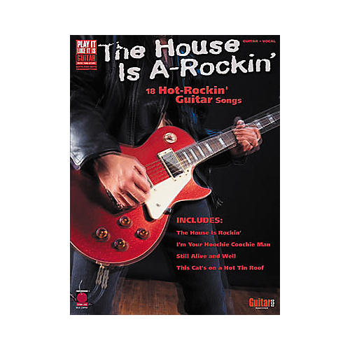 Cherry Lane The House Is A-Rockin' Book-thumbnail