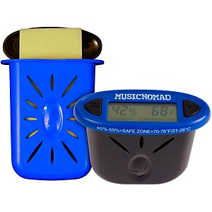 Music Nomad The Humitar and HumiReader Acoustic Guitar Care Pack