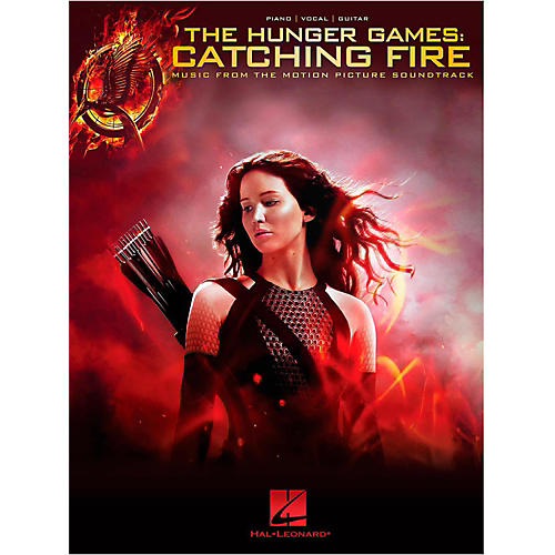Hal Leonard The Hunger Games : Catching Fire - Music From The Motion Picture Soundtrack for Piano/Vocal/Guitar