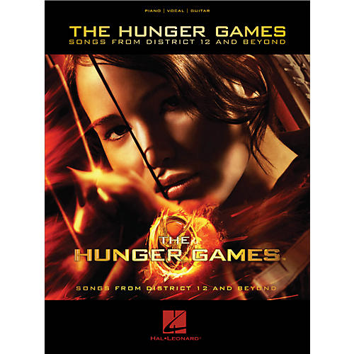 Hal Leonard The Hunger Games Songs From District 12 And Beyond for Piano/Vocal/Guitar-thumbnail