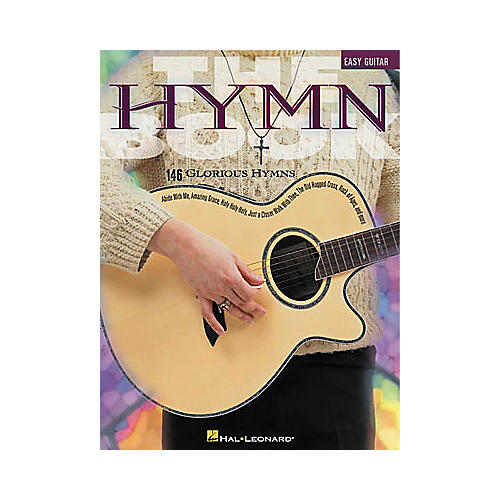 Hal Leonard The Hymn Easy Guitar Book