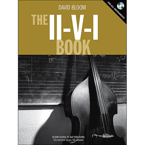 Hal Leonard The II-V-I Book (Book/CD) for All Instruments
