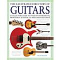 Hal Leonard The Illustrated Directory Of Guitars hard cover book thumbnail
