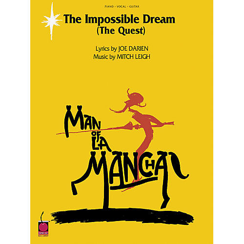 Cherry Lane The Impossible Dream (From Man of La Mancha)-thumbnail