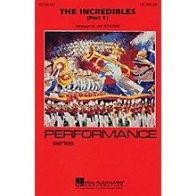 Hal Leonard The Incredibles - Part 1 Marching Band Level 4 Arranged by Jay Bocook