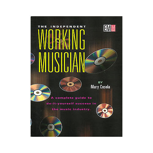 Hal Leonard The Independent Working Musician Book-thumbnail