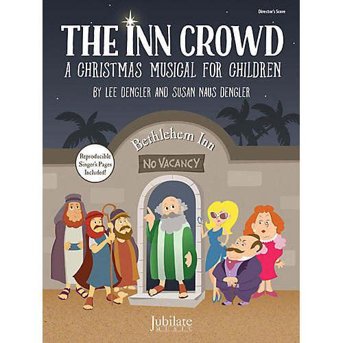 Alfred The Inn Crowd Director's Score-thumbnail