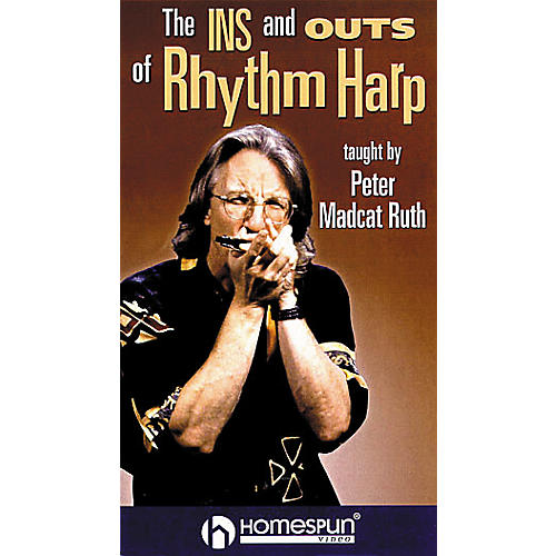 Hal Leonard The Ins and Outs of Rhythm Harp