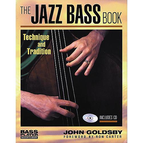 Backbeat Books The Jazz Bass (Book/CD)
