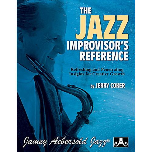 Jamey Aebersold The Jazz Improvisor's Reference
