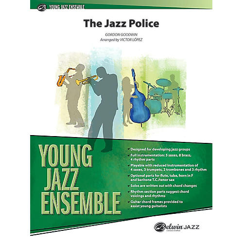 BELWIN The Jazz Police Grade 2 (Medium Easy)